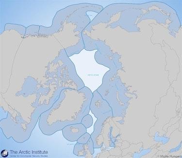 De arktiske kyststatene har mer eller mindre del regionen mellom seg, med hjemmel i havretten. Dermed er det lite å krangle over, når det kommer til ressurser og grenser