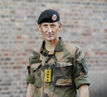 Forsvarssjef general Eirik Kristoffersen