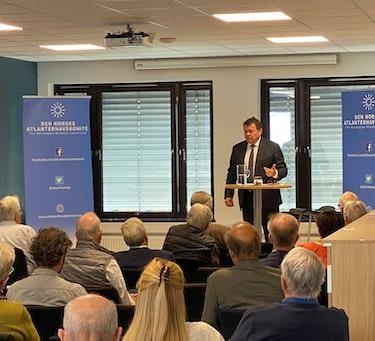 NATO-ambassadør Øystein Bø