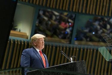 Tidligere har USA brukt FN som en arena for å bekjempe felles fiender. Under president Donald Trump virker organisasjonen å bli brukt til å forsterke en allerede anspent konflikt med Kina.