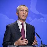 NATOs generalsekretær Jens Stoltenberg