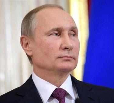 Russia's president, Mr. Vladimir Putin (Foto: Wikimedia Commons).