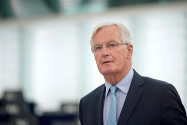 EUs brexit-forhandler, Michel Barnier, skal ha reagert med vantro da han fikk høre om Boris Johnson omstridte lovforslag. Dersom ikke britene trekker det tilbake har EU varslet at de vil ta saken til retten.