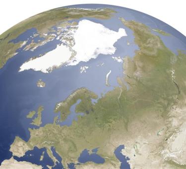 Et blikk på nordområdene viser at Norge er sentralt posisjonert mellom stormaktene. En tredjedel av Norge er i nord, og rundt 80 prosent av Norges havområder ligger nord for Polarsirkelen.
