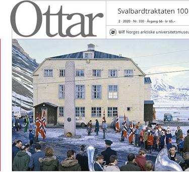 Ottar er et populærvitenskapelig tidsskrift som utgis av Tromsø Universitetsmuseum. Det er oppkalt etter høvdingen Ottar fra Hålogaland - den første nordlendingen som skildret landsdelen for resten av verden. Tidsskriftet ble grunnlagt i 1954.