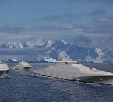 Innen 2024 skal Kystvaktens fartøyer i Nordkapp-klassen erstattes av tre nye fartøyer. Fartøyene skal primært løse oppdrag i nordområdene.