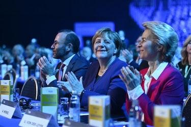 Forbundskansler Angela Merkel har i en årrekke vært en pådriver for tettere europeisk integrasjon.