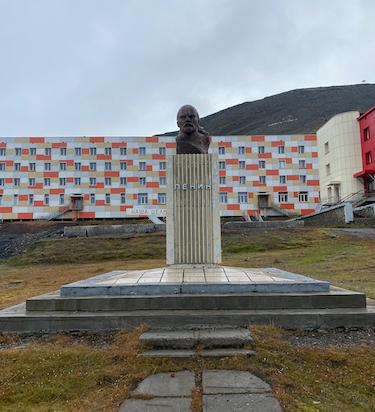 Lenin-Barentsburg