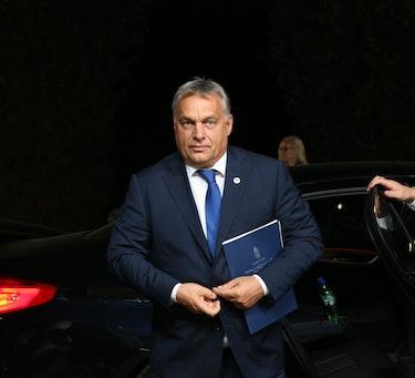 Ungarns statsminister, Viktor Orbán. Foto: EU2017EE / Flickr (CC BY 2.0)