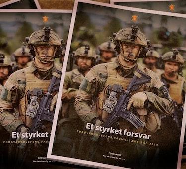 «Et styrket forsvar», Forsvarssjefens fagmilitære råd 2019