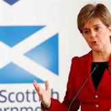 Skottlands førsteminister, Nicola Sturgeon