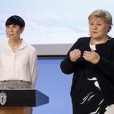 Erna Solberg, Ine Eriksen Søreide