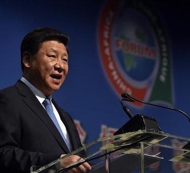Mektig mann: Mannen som omtales som Kinas mektigste leder siden Deng Xiaoping, president Xi Jinping, har en tydelig ambisjon om å delta i, ta initiativ og lede reform av global styring